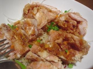 油淋鶏(小皿714円)