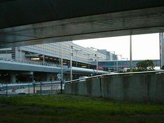 駐車場?ターミナル?