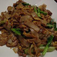 太麺の焼そば