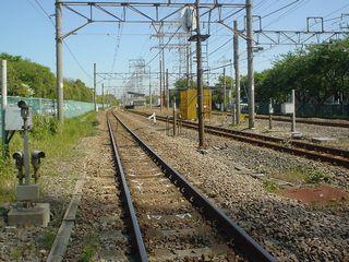 線路の様子